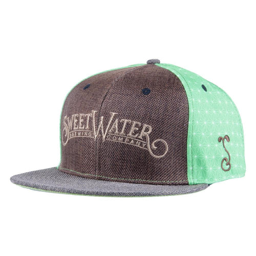 Sweetwater Brewing Snapback - Grassroots California