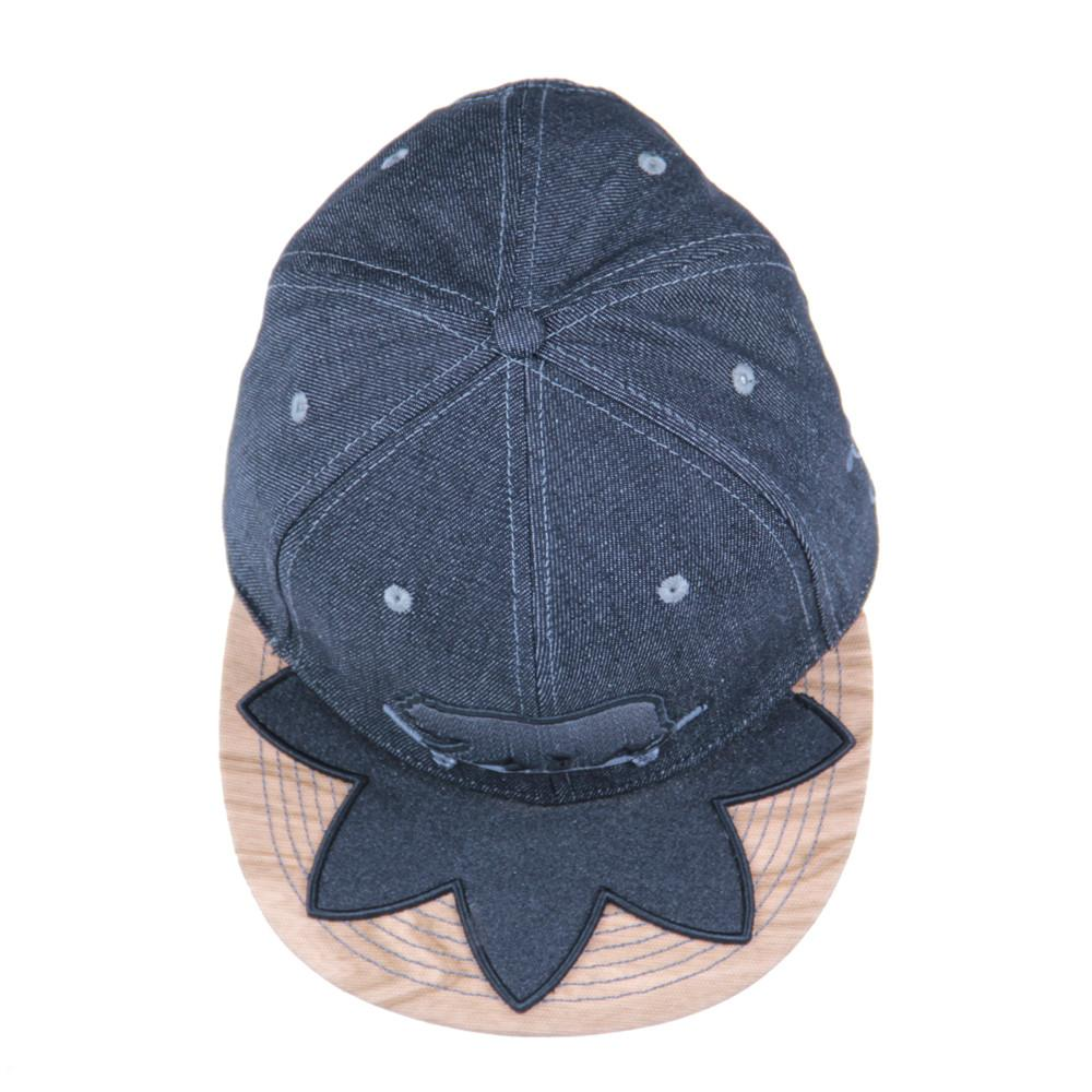 Skateboard Bear Grip Tape Wingtip Snapback - Grassroots California - 6