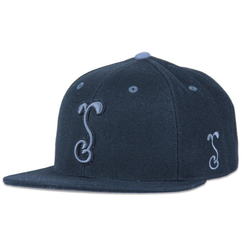 Classic G Sprout Black 2016 Fitted - Grassroots California - 1
