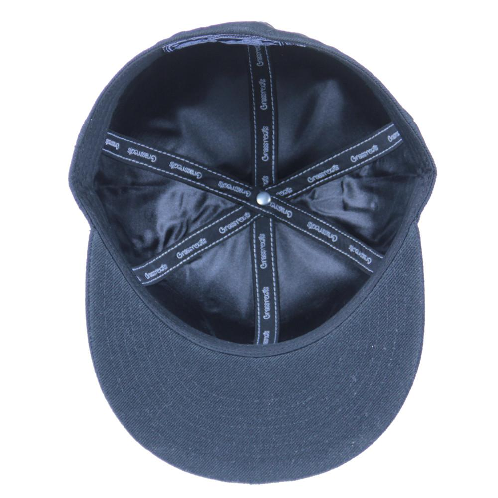 Classic G Sprout Black 2016 Fitted - Grassroots California - 2