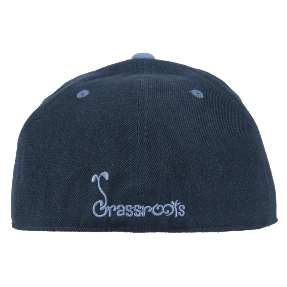 Classic G Sprout Black 2016 Fitted - Grassroots California - 5