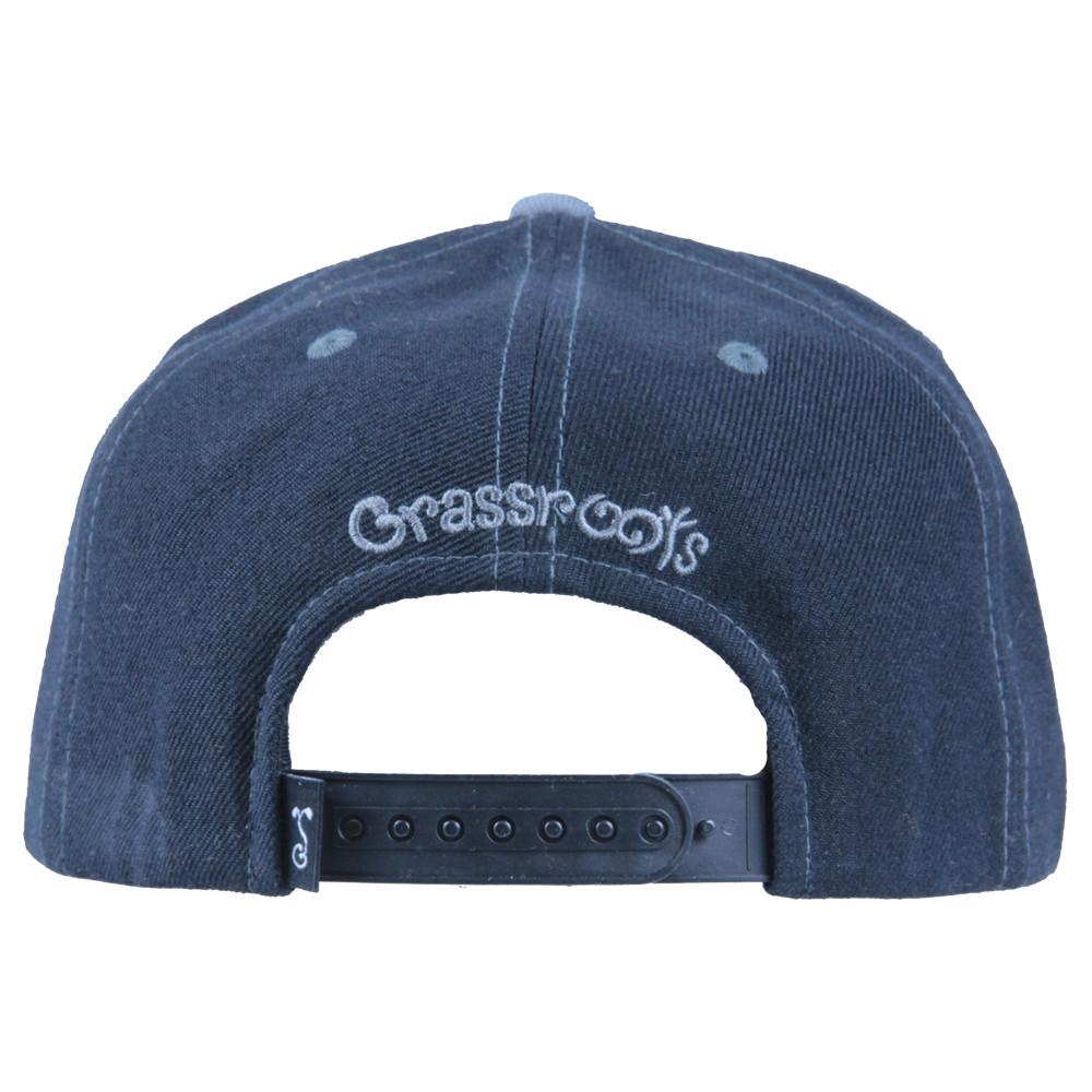 Classic G Sprout Black 2016 Snapback - Grassroots California - 5