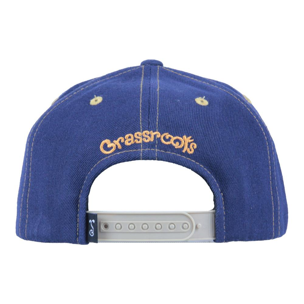 Classic G Sprout Navy 2016 Snapback - Grassroots California - 5