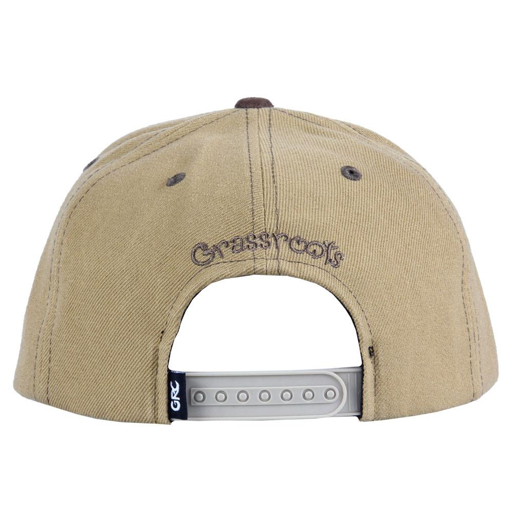 Classic G Sprout Wheat 2016 Snapback - Grassroots California - 3
