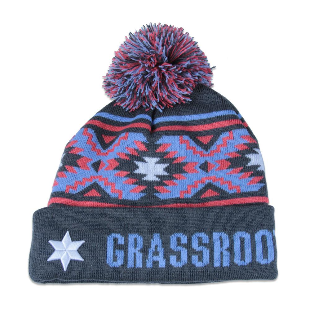 College Chicago Native Beanie - Grassroots California - 1
