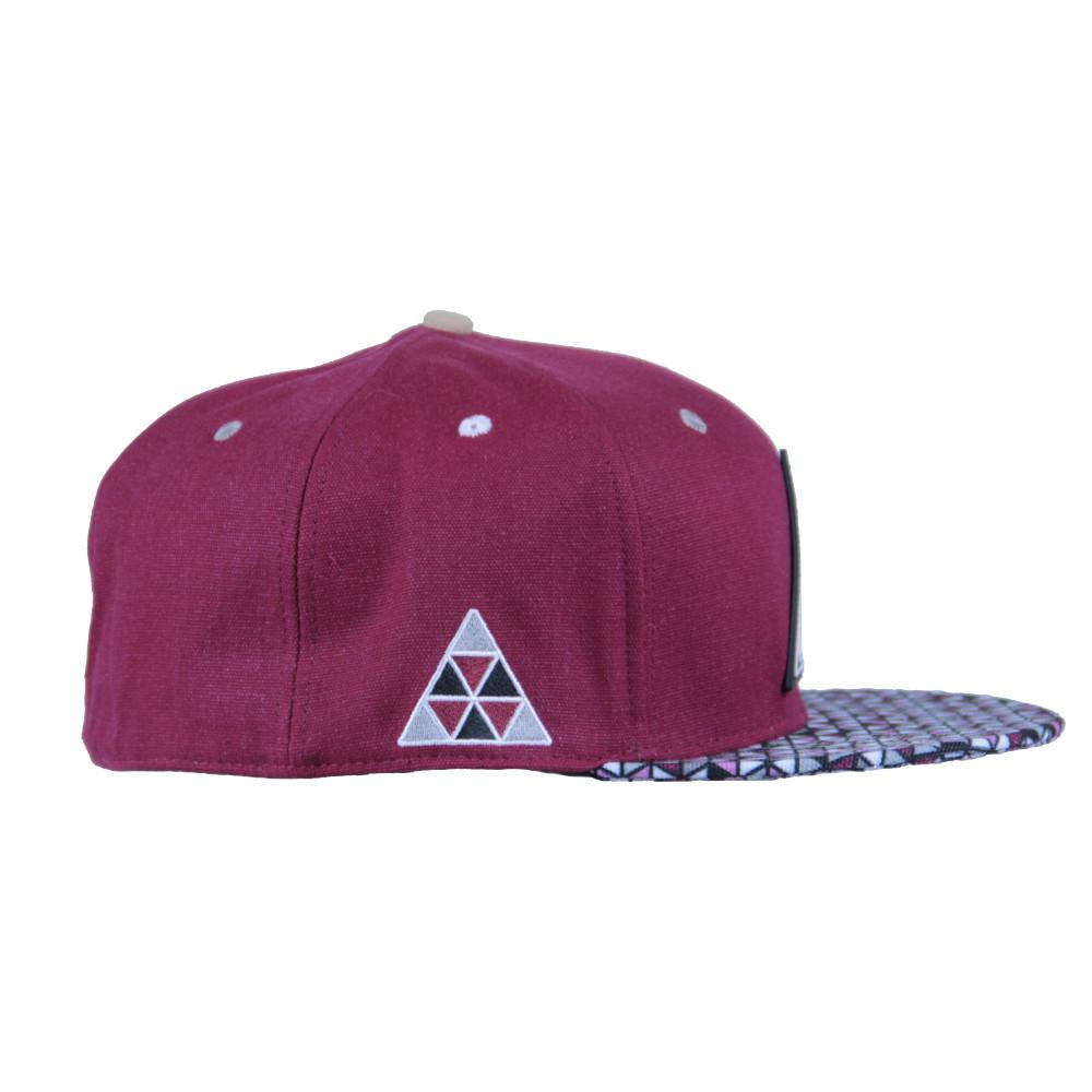 Umphreys McGee 2016 Maroon Fitted - Grassroots California - 4
