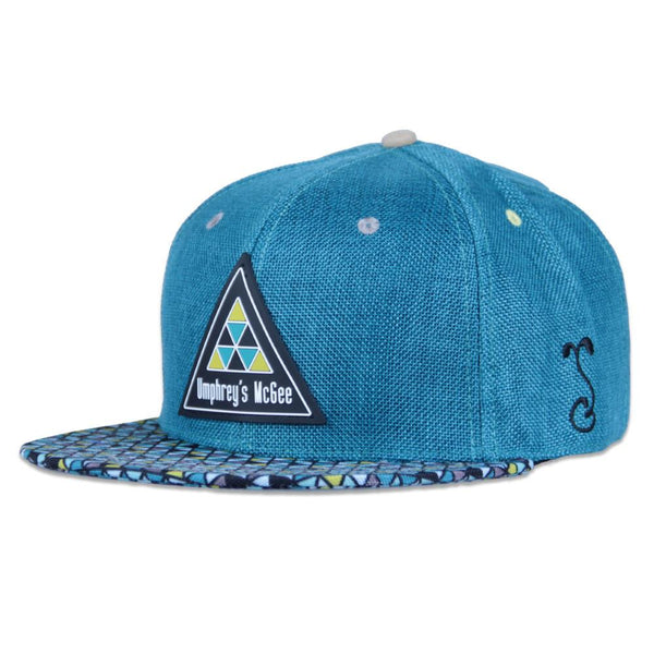 Umphreys McGee 2016 Teal Fitted - Grassroots California - 1