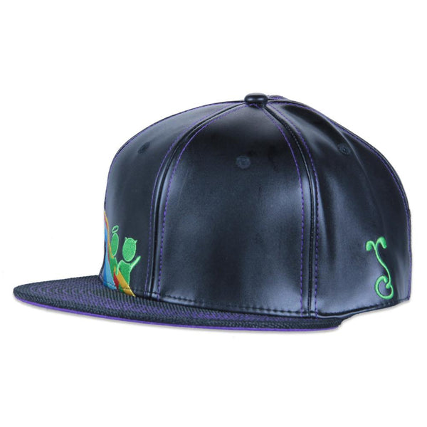 Mochipet Black Leather Fitted - Grassroots California - 1