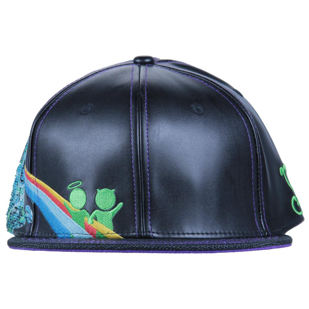 Mochipet Black Leather Fitted - Grassroots California - 3