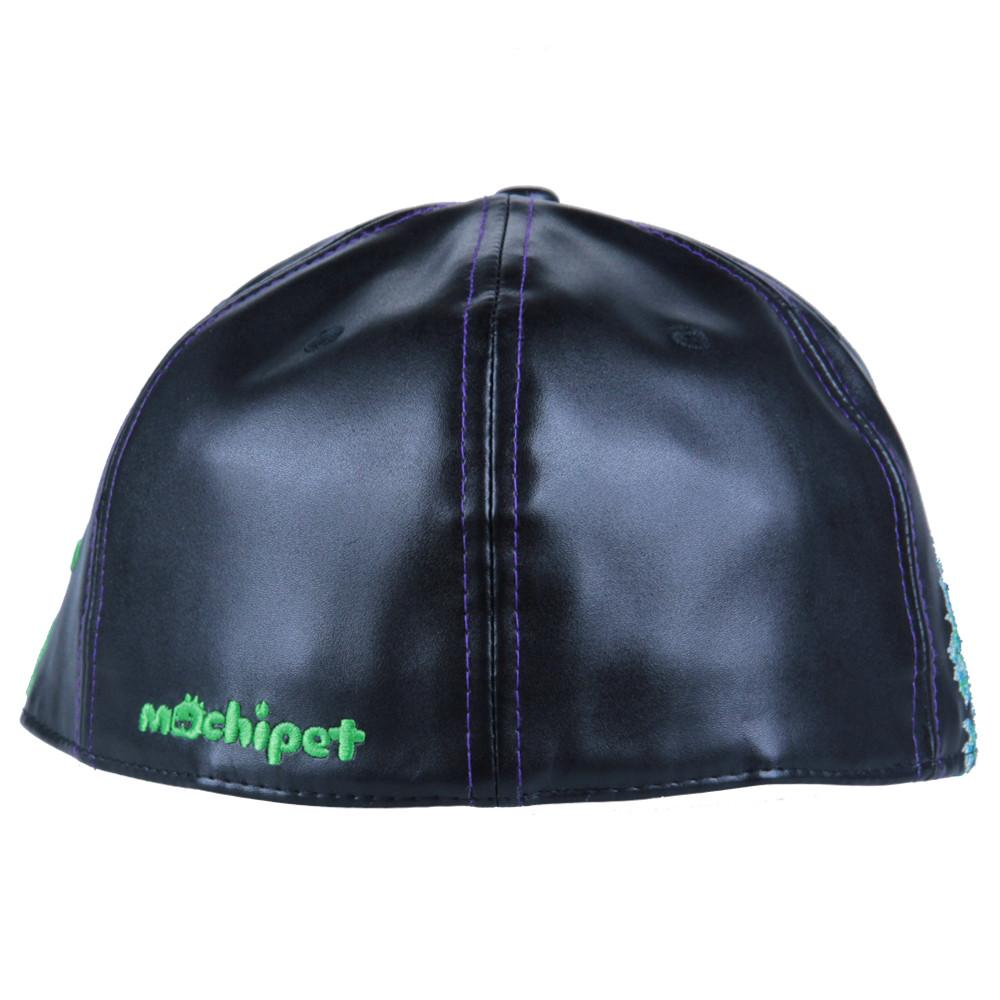 Mochipet Black Leather Fitted - Grassroots California - 5