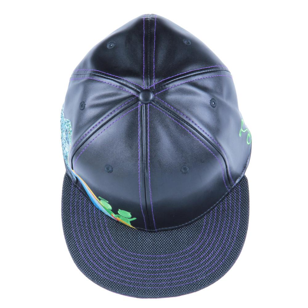 Mochipet Black Leather Fitted - Grassroots California - 6