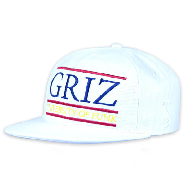 GRiZ University Snapback - Grassroots California - 1