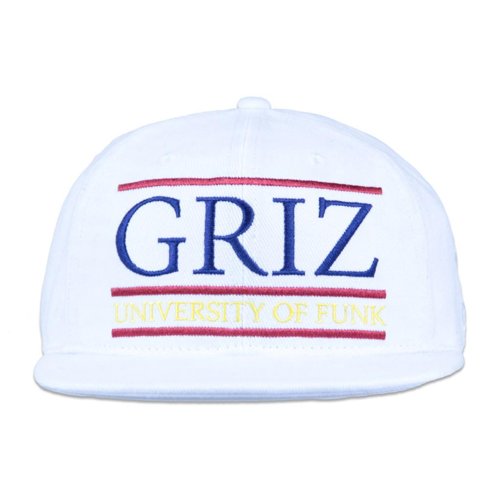 GRiZ University Snapback - Grassroots California - 3