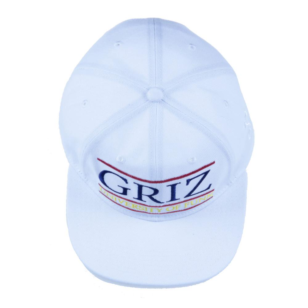 GRiZ University Snapback - Grassroots California - 6