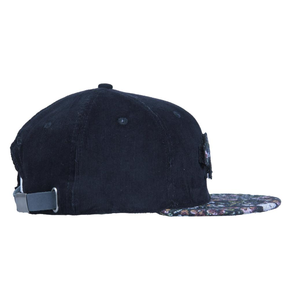 Removable Bear Floral Dog Strapback - Grassroots California - 4
