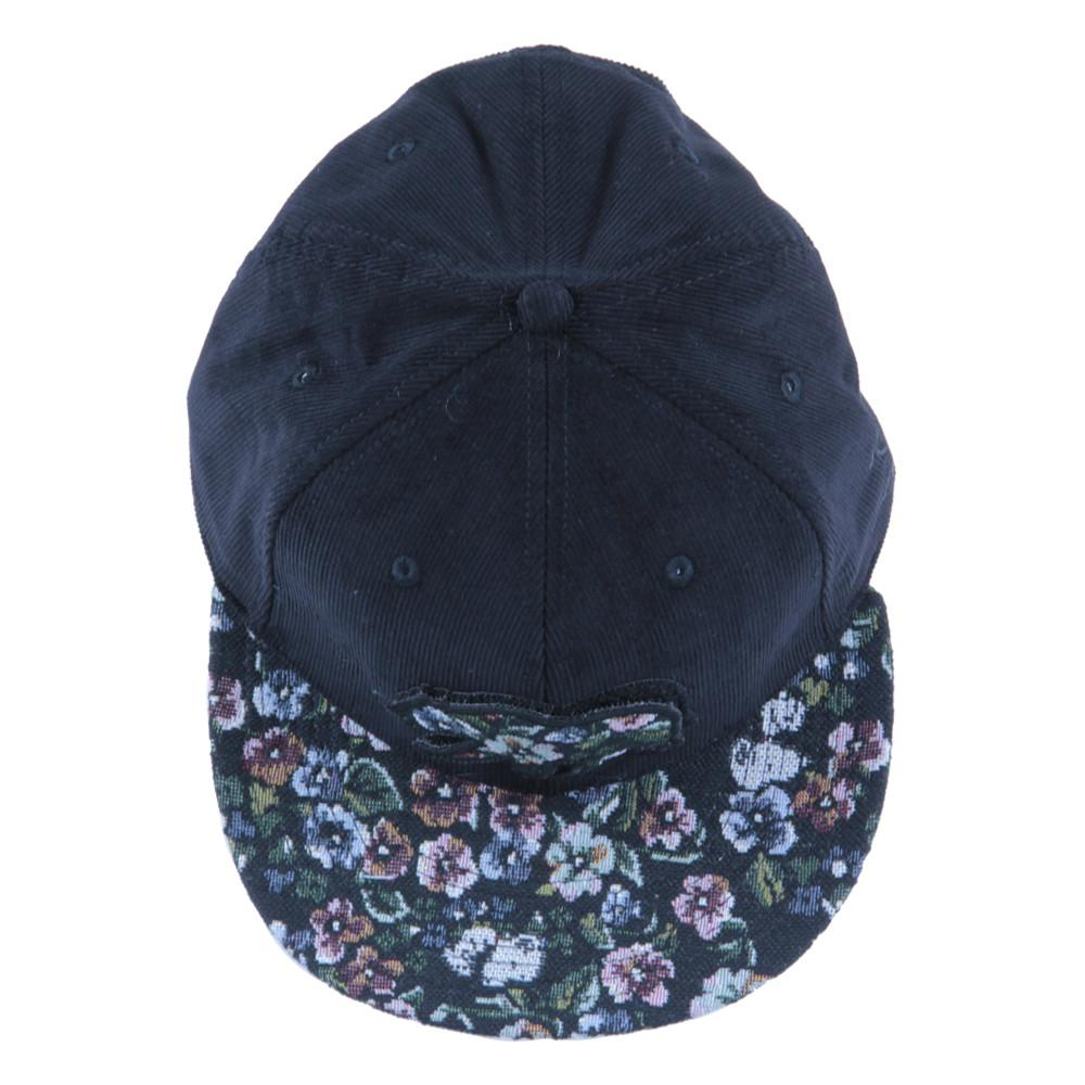Removable Bear Floral Dog Strapback - Grassroots California - 6