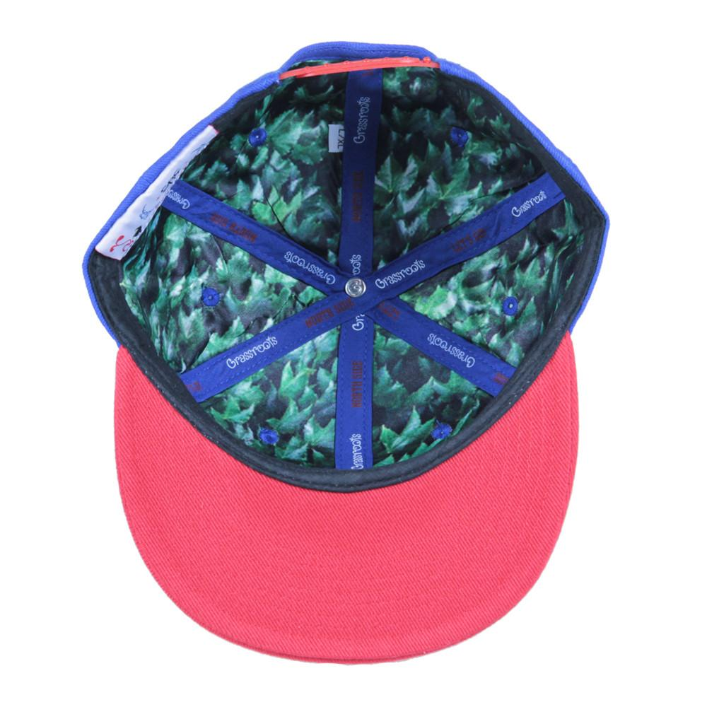 Chicago North Side Snapback - Grassroots California - 2