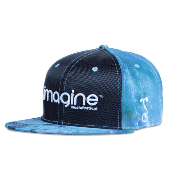 Imagine Music Festival 2016 Snapback - Grassroots California - 1