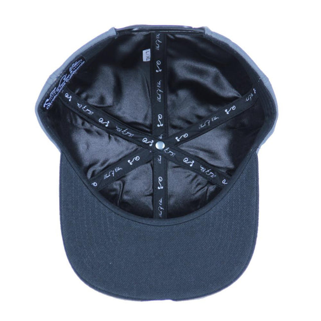 Touch of Class Charcoal Pro Fit Snapback - Grassroots California - 2