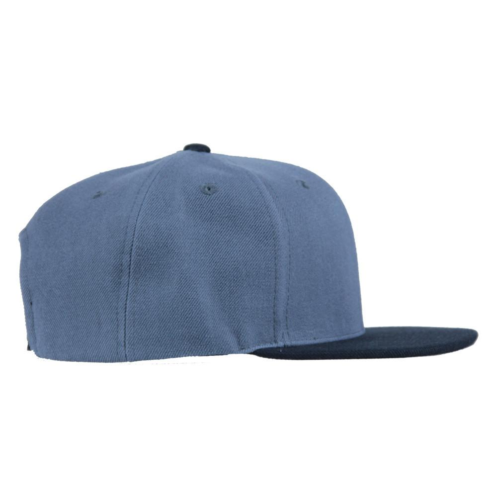 Touch of Class Charcoal Pro Fit Snapback - Grassroots California - 4