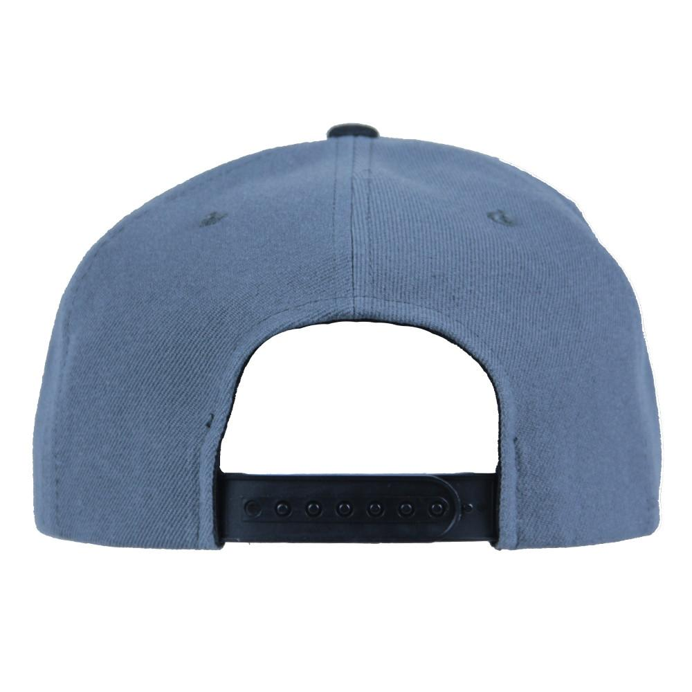 Touch of Class Charcoal Pro Fit Snapback - Grassroots California - 5