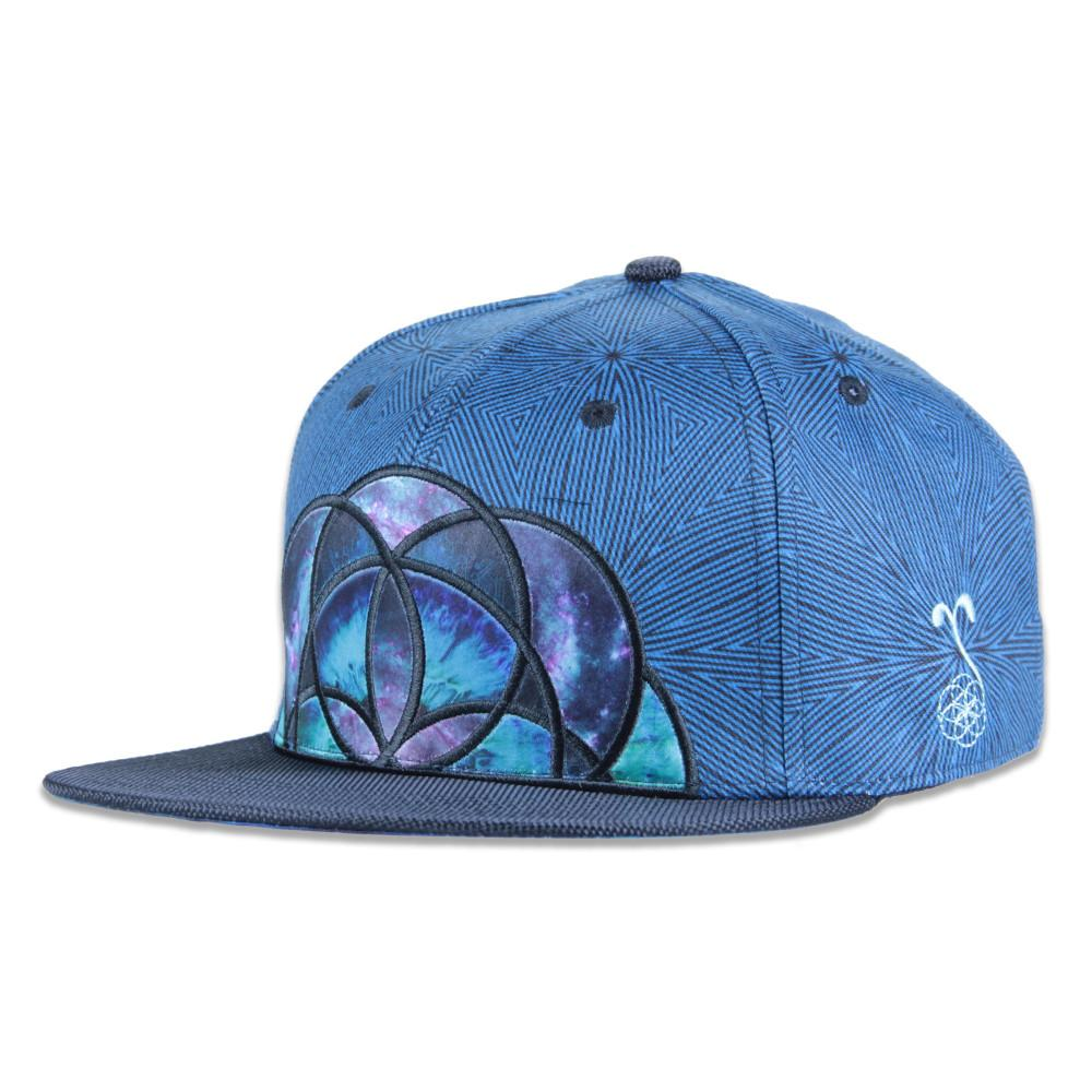 Skydyed V2 Blue Fitted - Grassroots California - 1