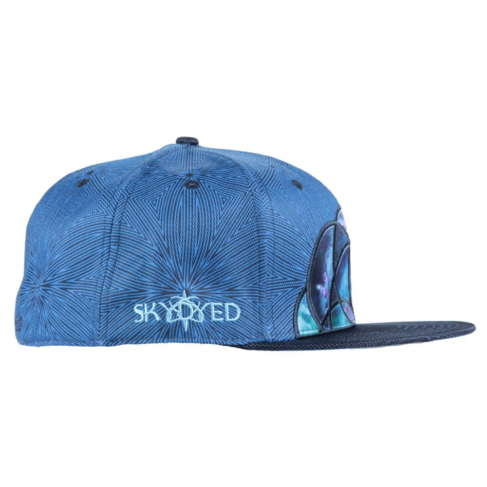 Skydyed V2 Blue Fitted - Grassroots California - 4