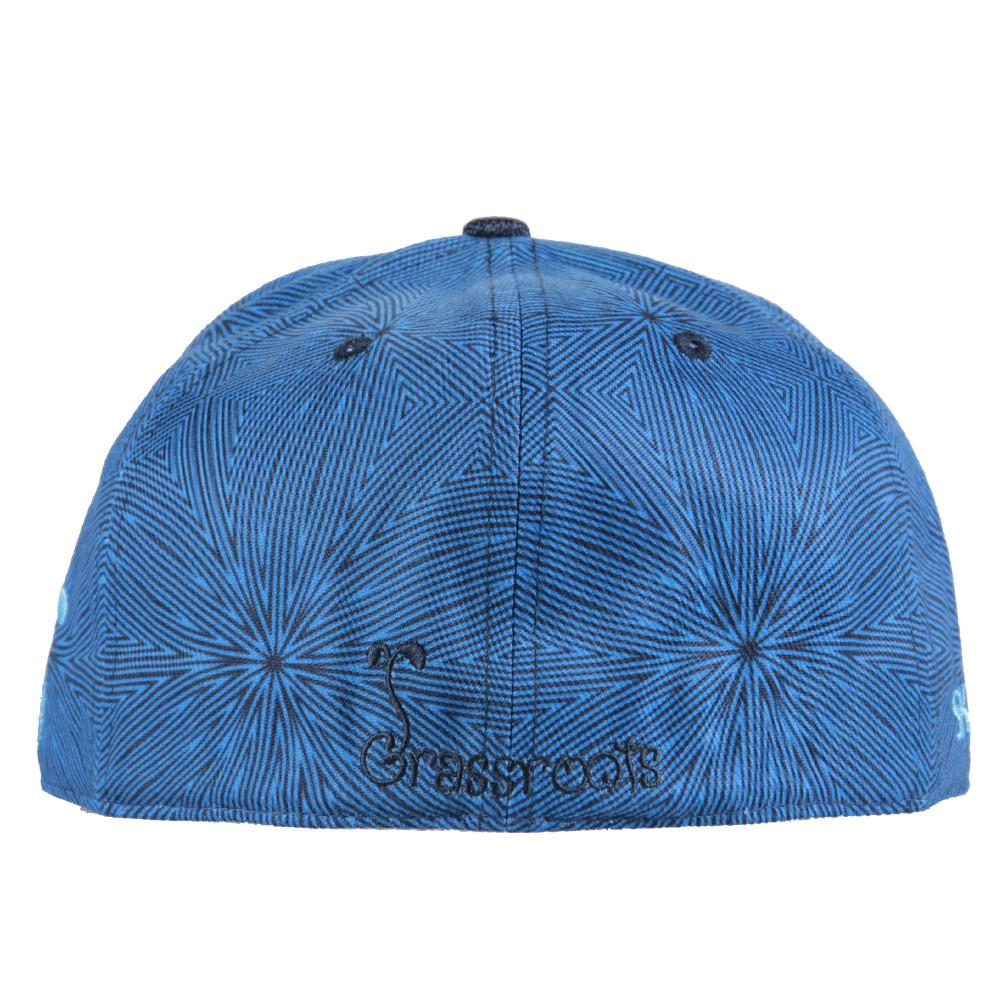 Skydyed V2 Blue Fitted - Grassroots California - 5