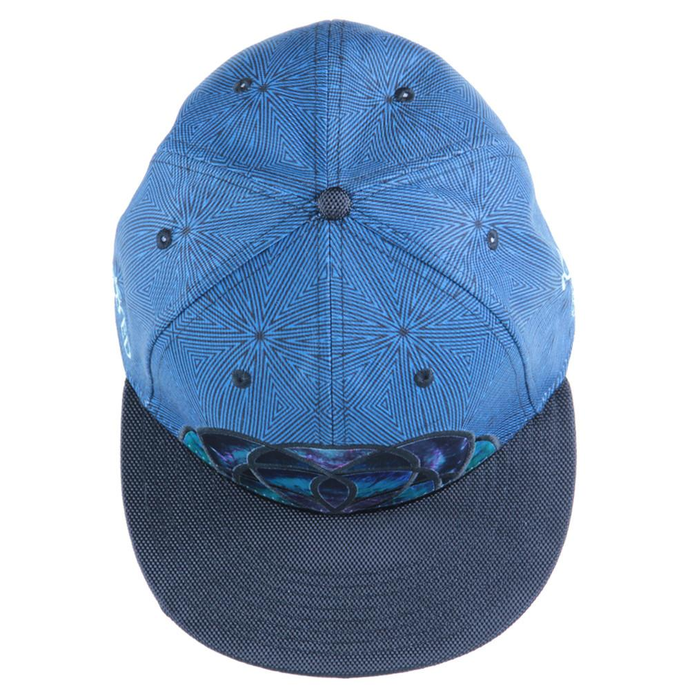 Skydyed V2 Blue Fitted - Grassroots California - 6