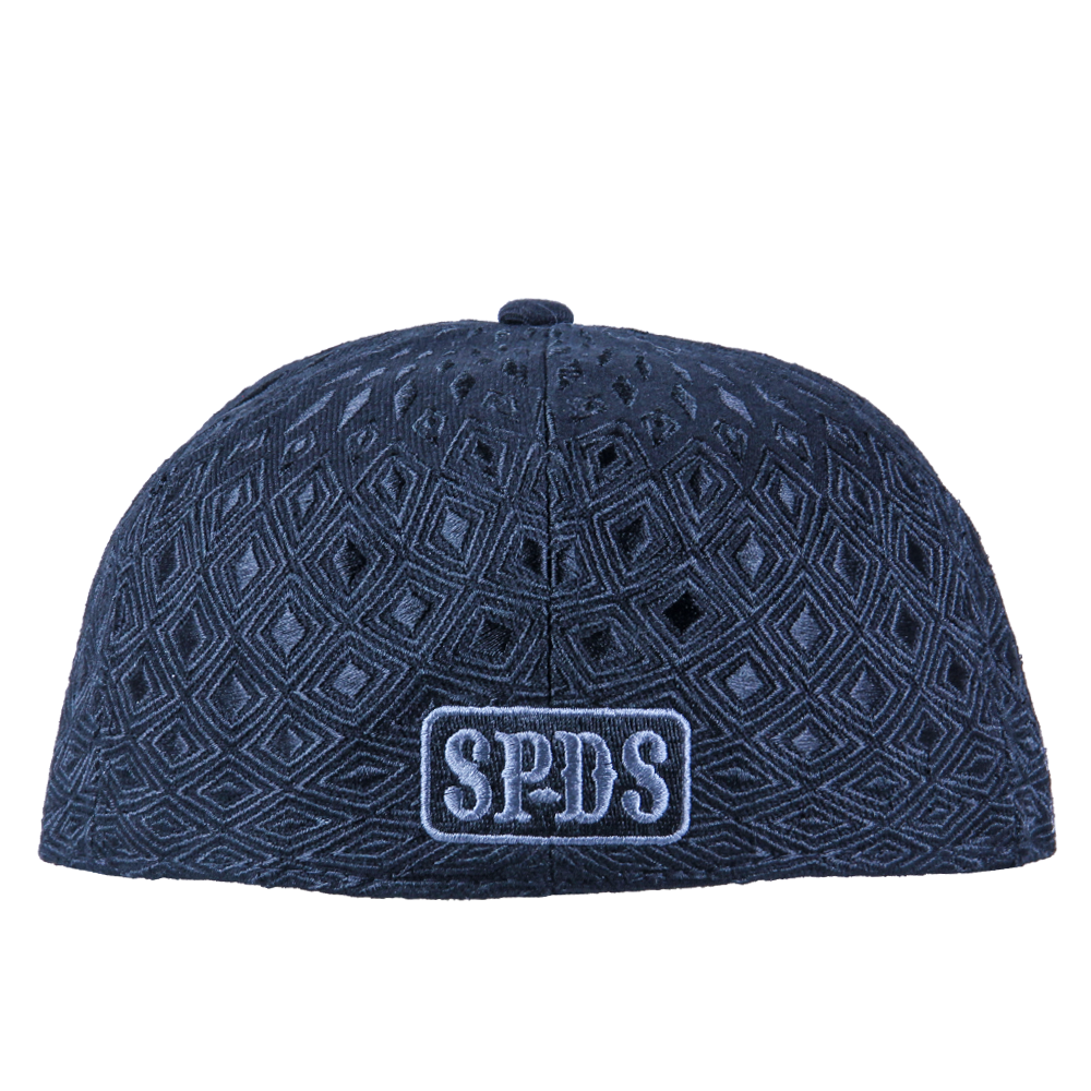 San Pedro Del Sol Black Fitted - Grassroots California - 3