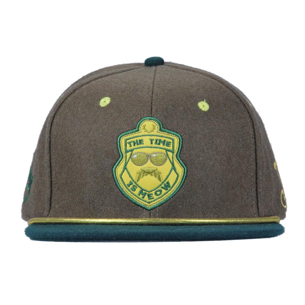 Super Troopers Brown Fitted - Grassroots California - 6