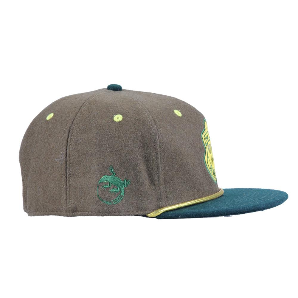 Super Troopers Brown Fitted - Grassroots California - 4