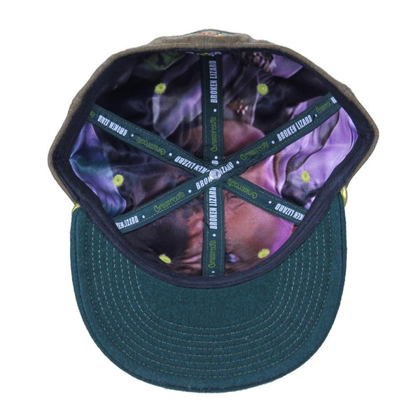 3a9997e6f05 ... Super Troopers Brown Fitted - Grassroots California - 2 ...