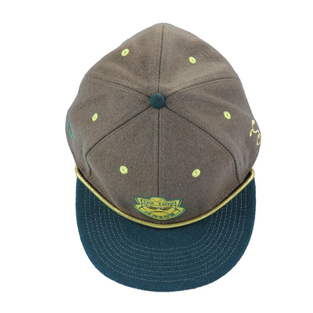 Super Troopers Brown Fitted - Grassroots California - 5