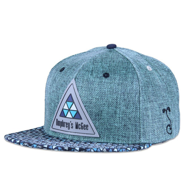 Umphreys McGee 2016 Blue Fitted - Grassroots California - 1