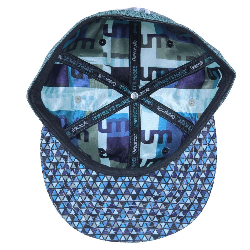 Umphreys McGee 2016 Blue Fitted - Grassroots California - 2