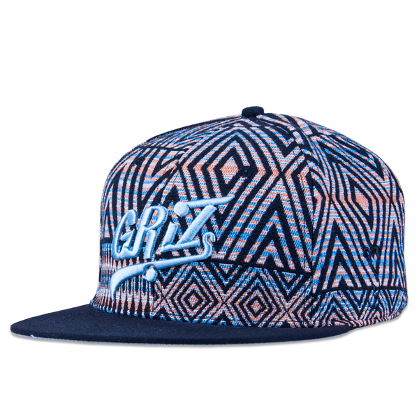 Griz Orange Andes Snapback - Grassroots California - 1