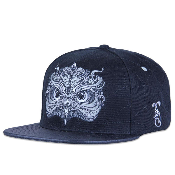 Opiuo Omniversal Owl Snapback - Grassroots California - 1