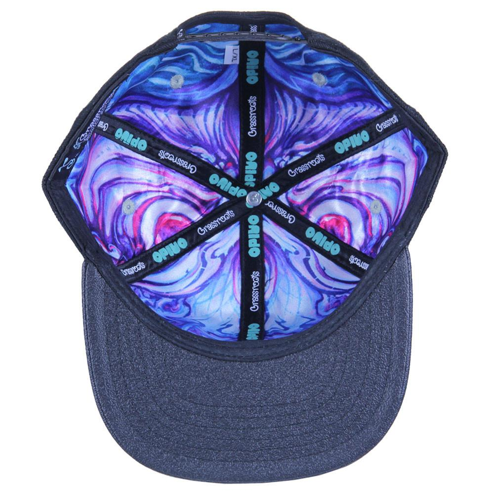 Opiuo Omniversal Owl Snapback - Grassroots California - 2