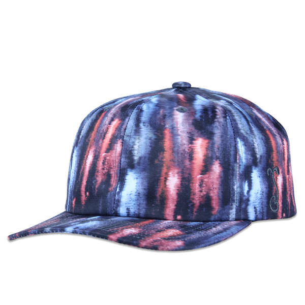 Jerry Garcia Watercolor Purple Dad Hat - Grassroots California - 1