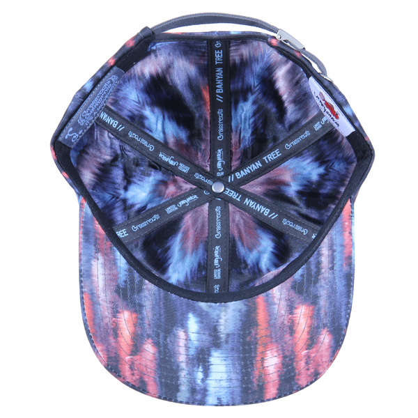 Jerry Garcia Watercolor Purple Dad Hat - Grassroots California - 2