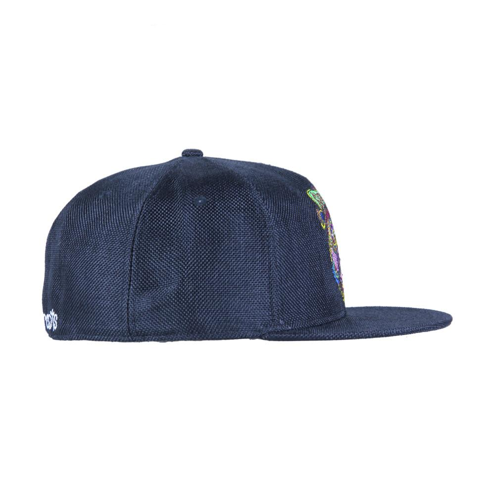 Chris Dyer OG Bear Black Hemp Fitted - Grassroots California - 4