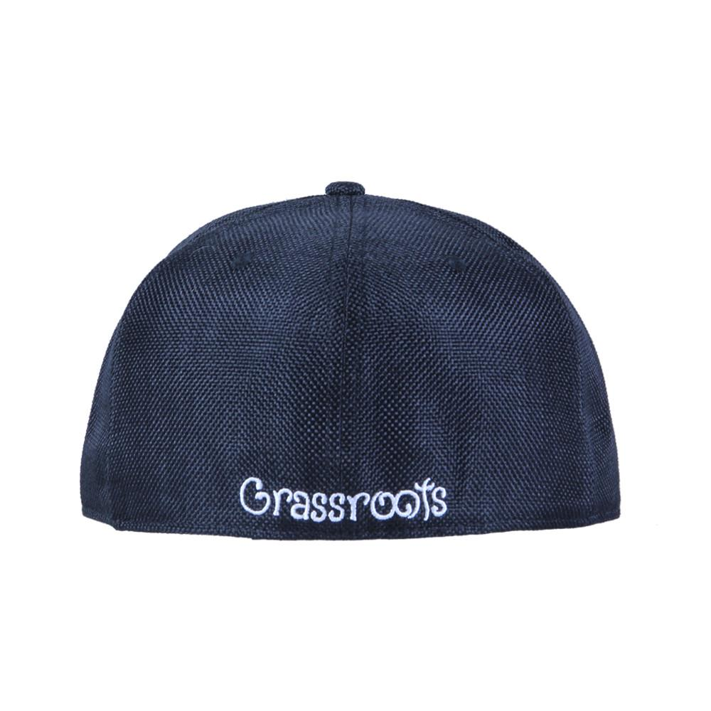 Chris Dyer OG Bear Black Hemp Fitted - Grassroots California - 3