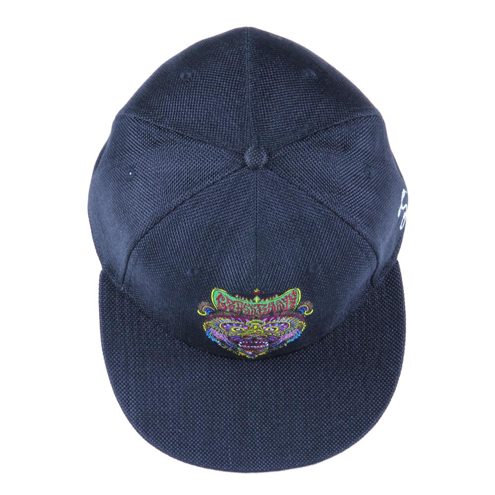 Chris Dyer OG Bear Black Hemp Fitted - Grassroots California - 5