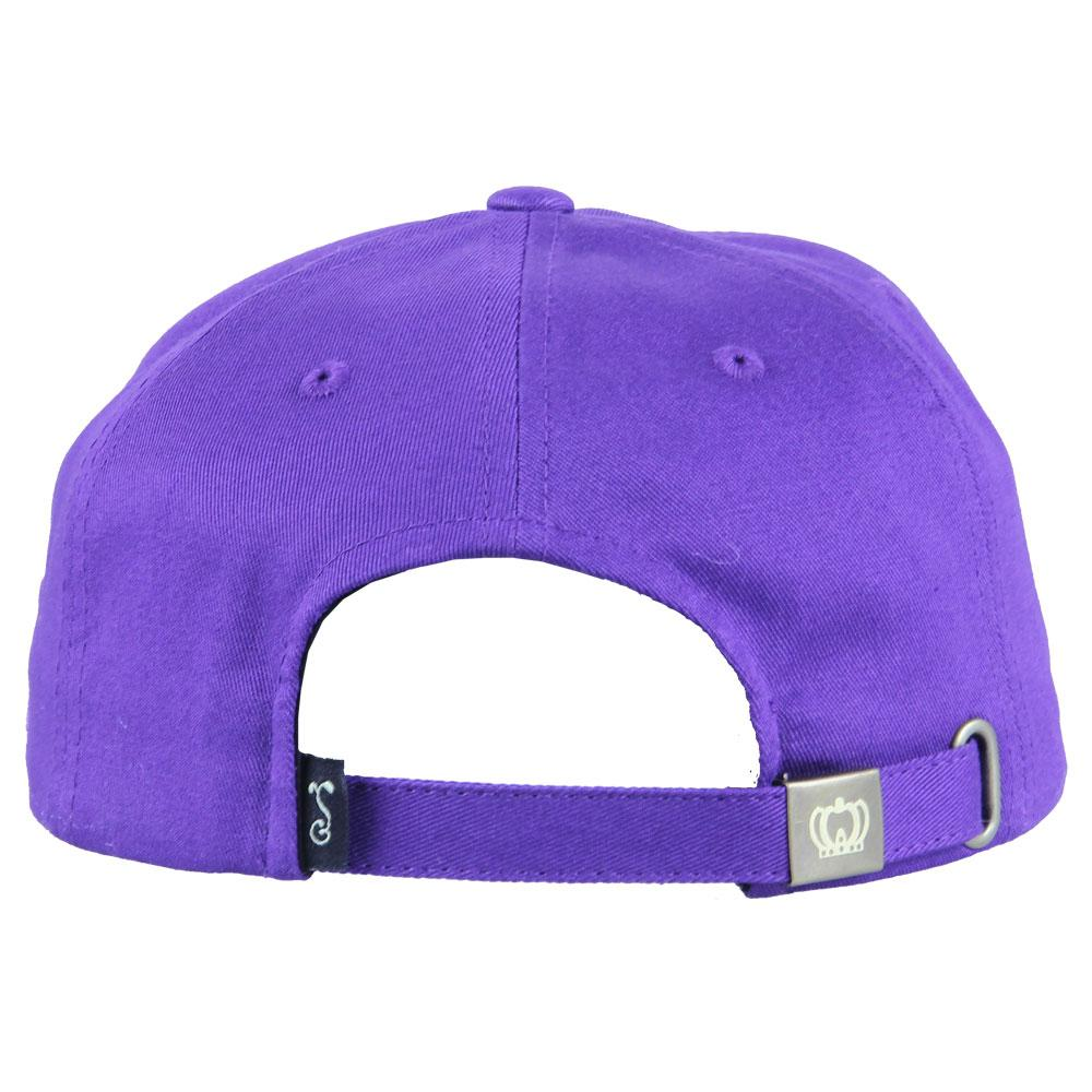 Royal Roots Purple Dad Hat - Grassroots California - 3