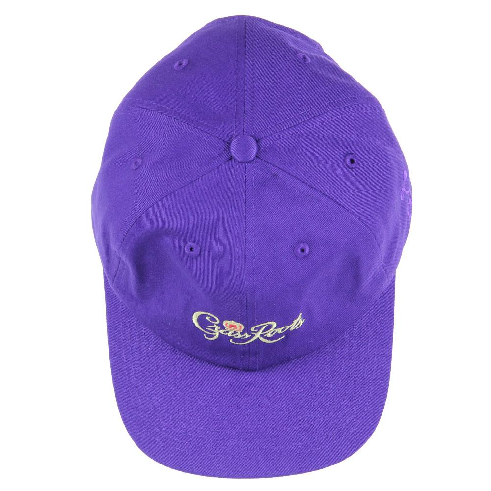 Royal Roots Purple Dad Hat