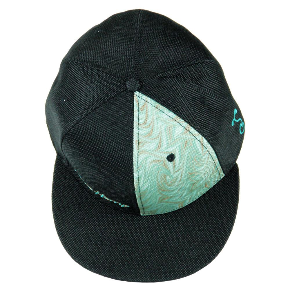 Pure Hemp Black Fitted