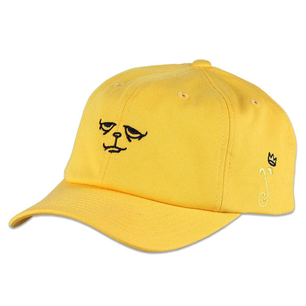 JC Rivera Bear Face Dad Hat - Grassroots California - 1