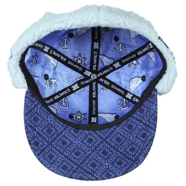 Icelantic Winter On the Rocks Earflap Fitted
