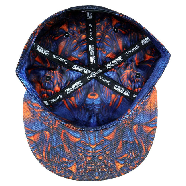 Luke Brown Vishvarupa Fitted Hat